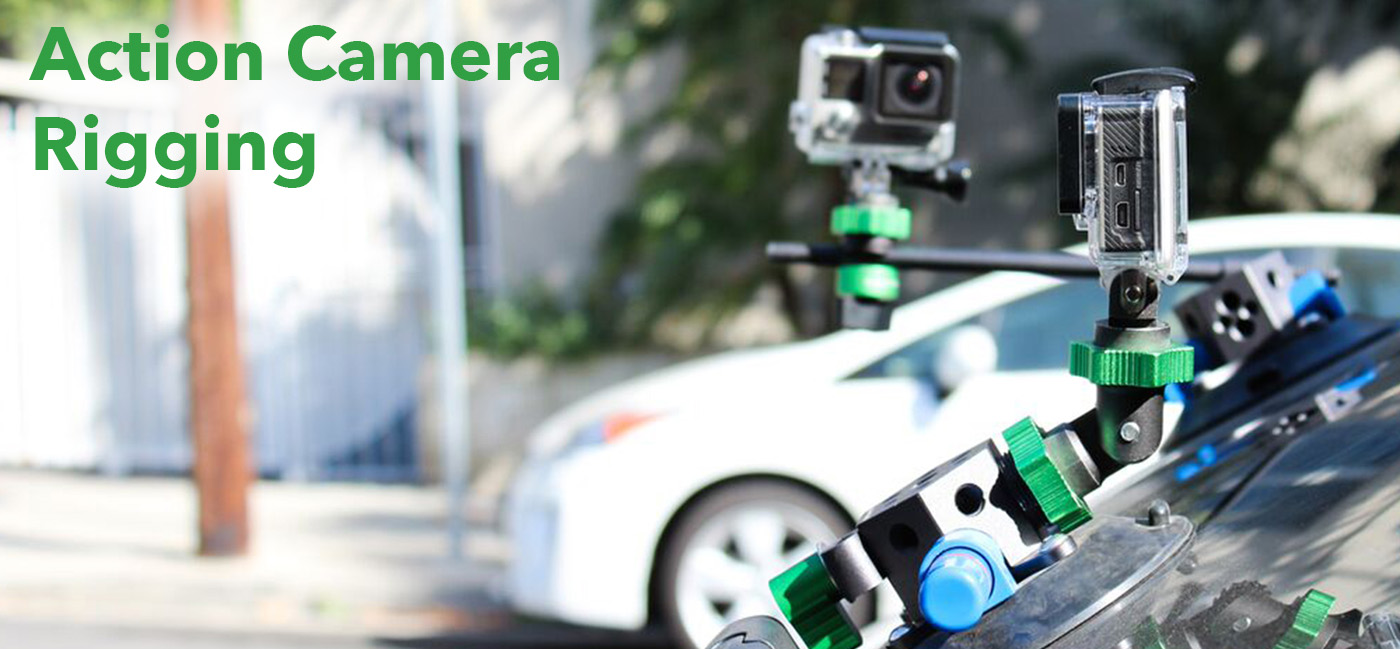 Action Camera Rigging and Support